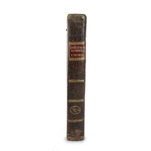 libro diccionario antiguo
